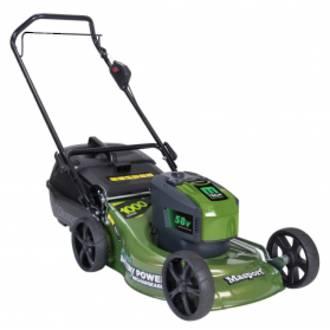 Masport President® 1000 ST S18 Combo ELi 58V 0.75kW Lawnmower