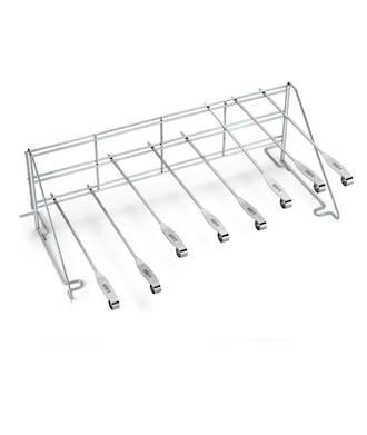 Weber® Elevations Grill Rack & Skewer Set