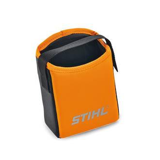 Bag for battery belt