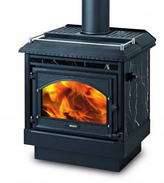 Firenzo Bronte Fireplace
