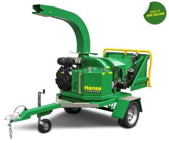 Hansa C27 Brush Chipper