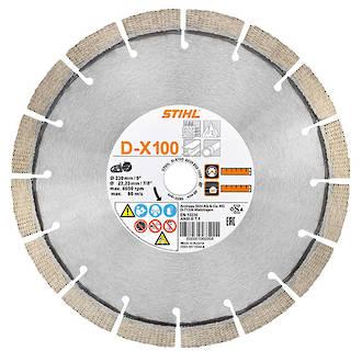 """STIHL D-X100 Concrete Saw Blade 9"""""""