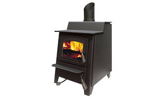 Fisher Denniston Multi-Fuel Fireplace