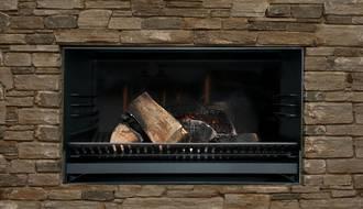 Escea EW5000 Outdoor Wood Fire