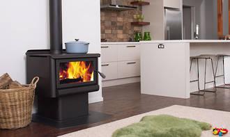 Jayline FR400 Fireplace