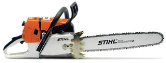 STIHL MS 661 C-M Magnum Chainsaw