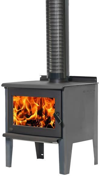 Yunca Monte - Leg Fireplace