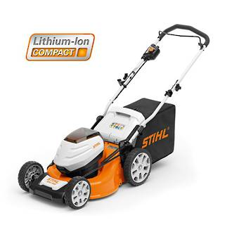 STIHL RMA 460 COMPACT Cordless Lawnmower (excl. Battery & Charger)