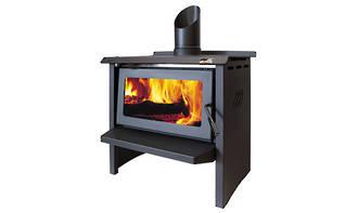 Jayline SS400 Fireplace