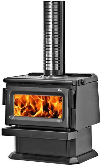Yunca Wedj 2000 Fireplace