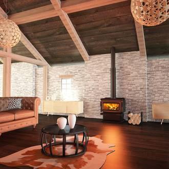 Yunca WEGJ 2000 Fireplace