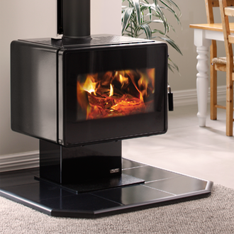 Metro Ambie One Fireplace