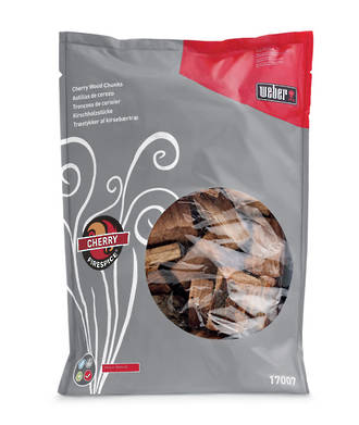 Weber® Firespice™ Smoking Wood Cherry Chunks 1.8kg