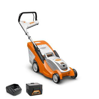 STIHL RMA 339 C Compact Cordless Lawnmower Kit (Incl Battery and Charger)