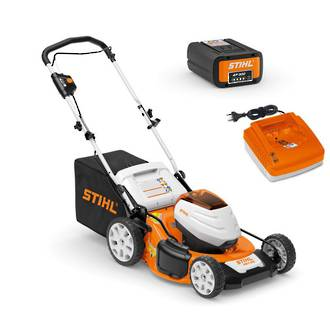 STIHL RMA 510 Pro Cordless Lawnmower Kit (Incl Battery and Charger)