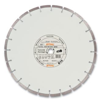 """STIHL D-B70 16.4"""" Concrete Saw Blade"""