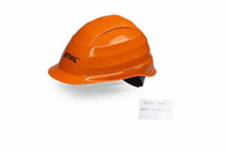 STIHL Helmet (Orange)