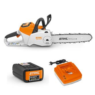 STIHL MSA 220 C-B Cordless Chainsaw (Incl. Battery & Charger)