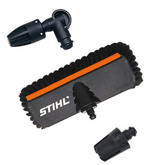 STIHL Cleaning Set (Brush + 2 Nozzles)