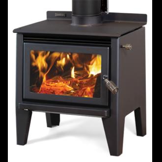 Metro LTD Wee Rad Fireplace