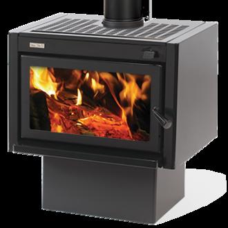 Metro Xtreme Ped Fireplace