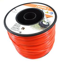 STIHL Round Nylon 2.7mm Red - 215m
