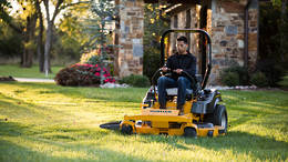 "Hustler Fastrak SDX 54"" Zero Turn Lawnmower"