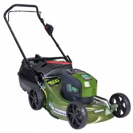 Masport President® 1500 AL S18 Combo ELi 58V 0.75kW Lawnmower