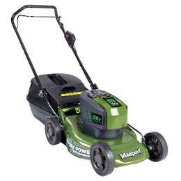 Masport President® 500 ST 2'n1 ELi 58V 0.75kW Lawnmower
