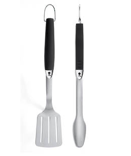 Weber® 2 Piece Stainless Steel Tool Set