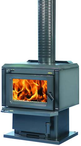 Yunca Blenz Hybrid Multi-Fuel Fireplace