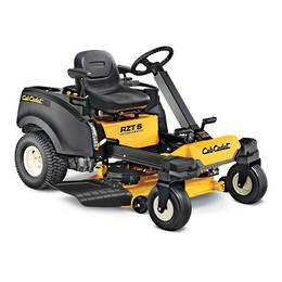 Cub Cadet RZTS42 Zero Turn Ride On Mower