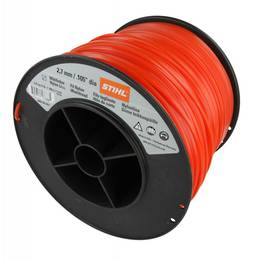 STIHL Square Nylon 2.7mm Red - 358m