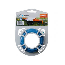 STIHL Round Nylon 1.6mm Blue - 20m