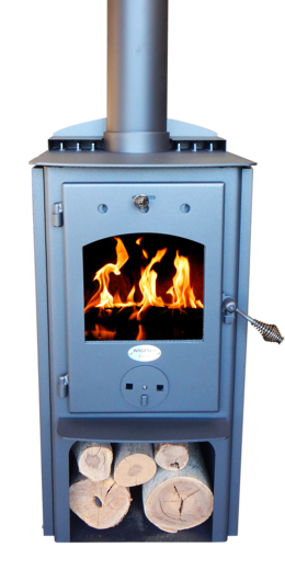 Wagener Leon Multi-Fuel Fireplace