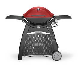 Weber® Family Q3200AU BBQ Red