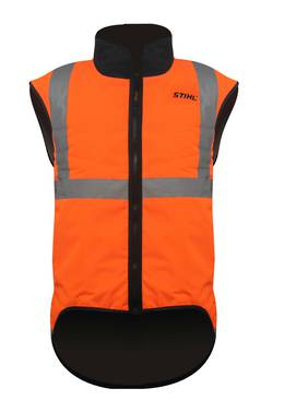 STIHL Thermal Vest - Wet Weather (Hi-Vis)