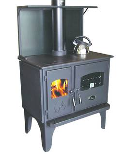 Wagener Fairburn Wood Stove