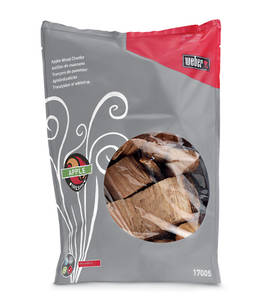 Weber® Firespice™ Smoking Wood Apple Chunks 1.8kg