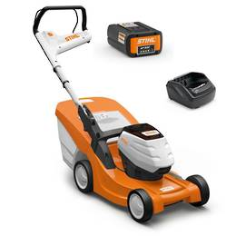 STIHL RMA 443 Pro Cordless Lawnmower Kit (Incl Battery and Charger)