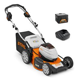STIHL RMA 460 V Compact Cordless Lawnmower Kit (Incl Battery and Charger)