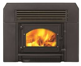 Firenzo Forte Flush Fireplace