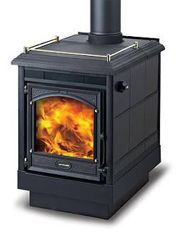 Firenzo Lady Kitchener Fireplace