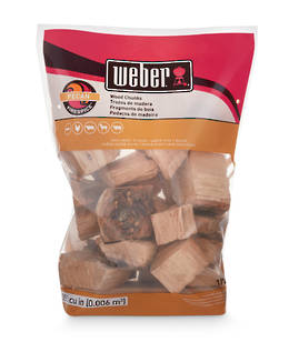 Weber® Firespice™ Smoking Wood Pecan Chunks 1.8kg