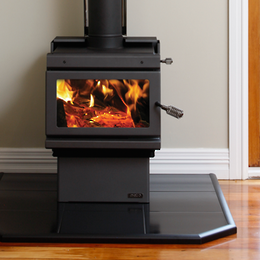 Metro R1 Fireplace