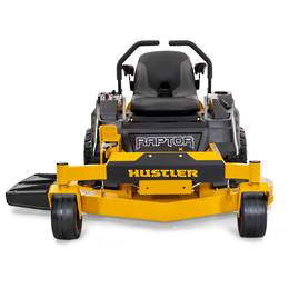"Hustler Raptor X 54"" Zero Turn Lawnmower"