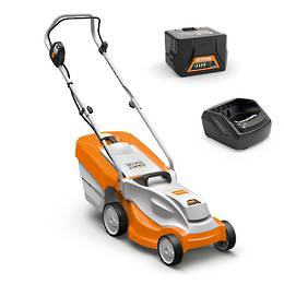 STIHL RMA 235 Compact Cordless Lawnmower Kit (Incl Battery and Charger)