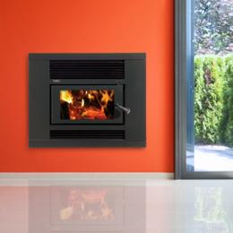 Metro Smart Insert Fireplace