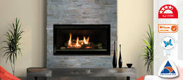 Rinnai Symmetry RDV3611 Gas Fire