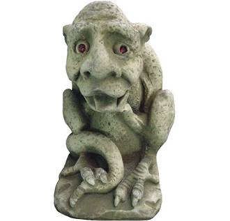 Gargoyle with Tail